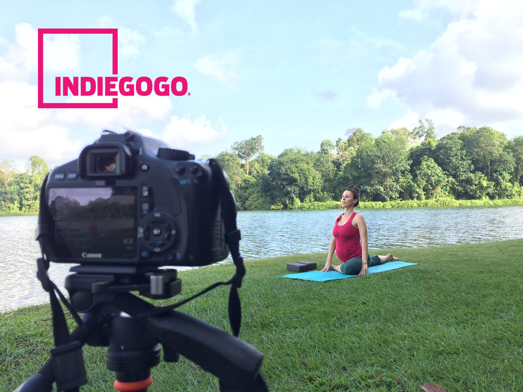 pregnancy-video-indiegogo